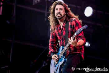 Foo Fighters verlegen ihre Jubiläums-Tour auf 2022 - regioactive.de