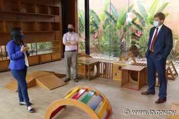 Inauguran centro de educación y guardería para la primera infancia en Villeta | - ip.gov.py