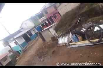 Se reportan enfrentamientos entre grupos armados ilegales en Policarpa, Nariño - El Espectador
