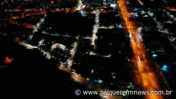 Prefeitura de Londrina entrega nova iluminação em LED da Vila Marízia - paiquerefmnews.com.br