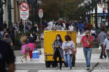 Pesquisa: 78,20% dos curitibanos têm medo da Covid-19, mas 54,6% acreditam que o pior já passou - Bem Paraná - Bem Paraná