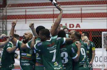Time gaúcho vence Curitibanos e é o próximo adversário do Jaraguá Futsal na - OCP News