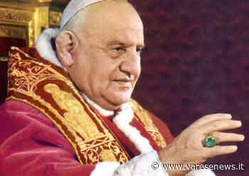 Nella chiesa di Solbiate Arno l'abito e la croce di papa Giovanni XXIII - varesenews.it