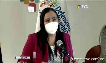 Zaida Rovira fue designada como la nueva Defensora del Pueblo - tvc.com.ec
