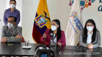 Zaida Rovira se posesionó en el cargo que ocupaba el defensor Freddy Carrión; él está preso - El Comercio (Ecuador)