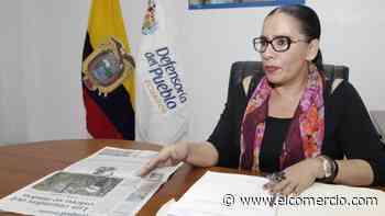 ¿Quién es Zaida Rovira, reemplazante del defensor del Pueblo Freddy Carrión? - El Comercio (Ecuador)
