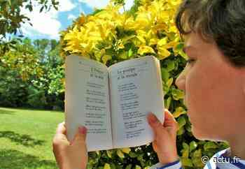 Escalquens. La poésie va faire des bulles partout jusqu'à la fin du mois de mai - actu.fr