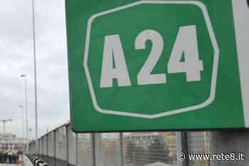 A24: chiusure notturne degli svincoli di Carsoli e Val Vomano/Roseto - Rete8