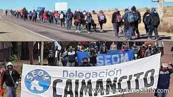 Municipales marchan desde La Quiaca y El Talar contra la precarización laboral - La Izquierda Diario