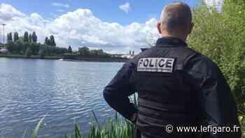 Noisiel : un policier sauve un fuyard de la noyade - Le Figaro