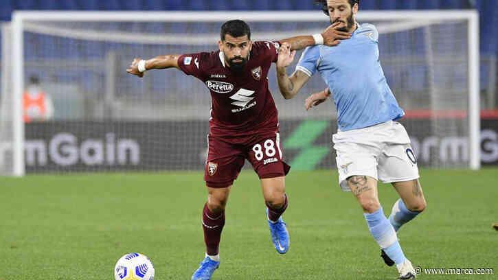 El Torino certifica su permanencia en la Serie A tras empatar ante la Lazio - MARCA