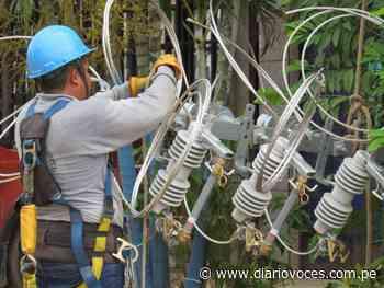 Electro Oriente resuelve contrato al Consorcio Yurimaguas - Diario Voces