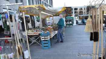 Remshaldener Wochenmarkt: Vom Sorgenkind zum Hoffnungsträger? - Remshalden - Zeitungsverlag Waiblingen - Zeitungsverlag Waiblingen