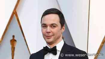 """Big Bang Theory""-Star Jim Parsons hatte Corona - WESER-KURIER - WESER-KURIER"