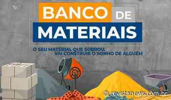 Carlos Barbosa faz campanha para arrecadar materiais de construção - Revista News