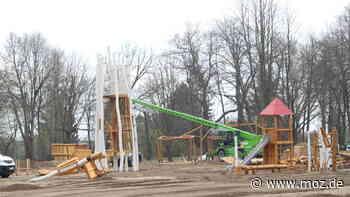 Landesgartenschau 2022: Ein Abenteuerspielplatz auf 6000 Quadratmetern für Kinder in Beelitz und Laga Besucher - moz.de