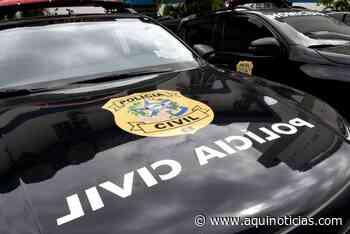 Traficante que matou homem por dívida de drogas em Mimoso do Sul é preso em Cachoeiro - Aqui Notícias - www.aquinoticias.com