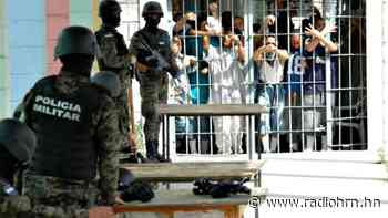 Llaman a declarar a subdirector de la cárcel de Támara ante denuncia de que se lleva a 4 reos a trabajar a su casa - Radio HRN