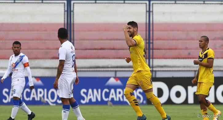 Con gol de Gabriel Leyes: Cantolao derrotó 1-0 a Alianza Atlético por la fecha 8 - Diario Depor