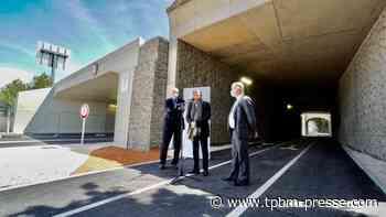 Les Pennes Mirabeau : double pont pour Plan de Campagne - TPBM