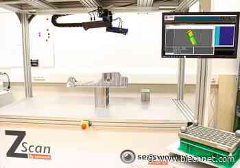 3D-Vermessung großer Bauteile - Blechnet.com