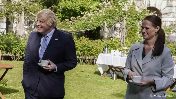 Boris Johnson: Seine Corona-Krankenschwester hat gekündigt - STERN.de