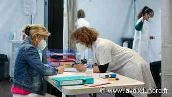 Video Roncq: Le centre de vaccination va déménager à la Source - La Voix du Nord