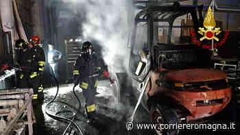 Sos incendio in falegnameria a Budrio di Longiano - Corriere Romagna
