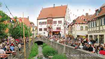 Stadtrat Dettelbach: Bürgschaft für das etwas andere Weinfest - Main-Post