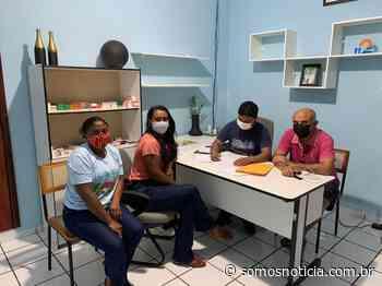 Prefeito de Arraial anuncia 3.282 m² de calçamento para a comunidade Chapadinha - Somos Notícia