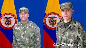 Dos soldados mueren en combates con grupos ilegales en Tumaco, Nariño - RCN Radio