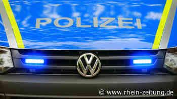 Pressemeldung der Polizeiinspektion Bendorf von Freitag, 07.05.2021, 10:00 Uhr bis Sonntag, 09.05.2021, 11:00 Uhr - Rhein-Zeitung