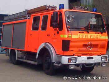 "Feuerwehr Vlotho erfasst nun auch ""tote Winkel"" - Radio Herford"