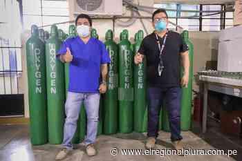 Piura: Gobierno Regional abastece de oxígeno a provincia de Morropón - El Regional