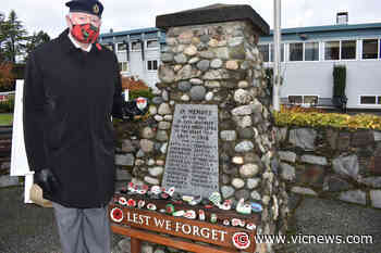 North Saanich event marking 75th anniversary of VE-Day cancelled – Victoria News - Victoria News