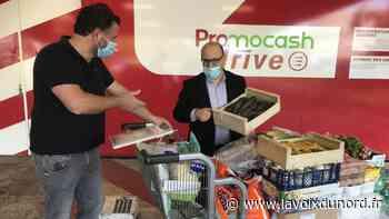 À Wasquehal et Wattrelos, les fournisseurs de la restauration accompagnent le redémarrage - La Voix du Nord