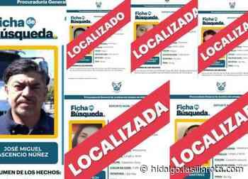 Buscan a Miguel Ascencio, de 42 años, en Tepeji; desactivan 5 fichas - La Silla Rota