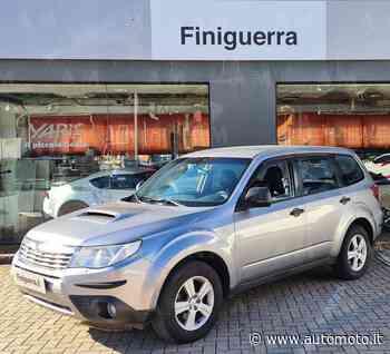 Vendo Subaru Forester 2.0DX BR usata a Poggiridenti, Sondrio (codice 8965828) - Automoto.it