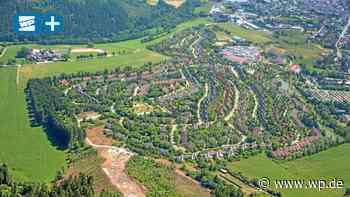 Center Parcs in Medebach: Bereit für den großen Ansturm - Westfalenpost
