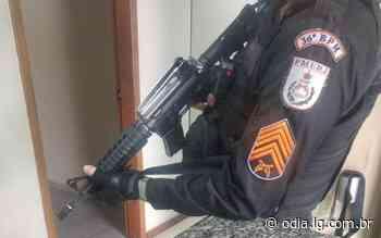 Miracema: Jovem é preso com arma de fogo e munições escondidas em casa - Jornal O Dia
