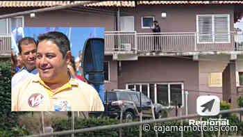 Ex-prefeito de Pirapora do Bom Jesus é alvo de investigação da polícia - Cajamar Notícias