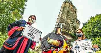 Burgsommer in Kirkel steigt vor den großen Ferien - Saarbrücker Zeitung