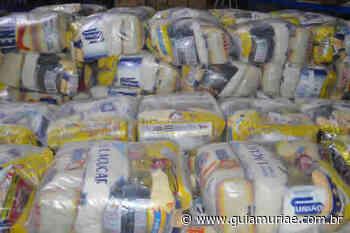Comarca de Cataguases promove campanha de doação de cestas - Guia Muriaé