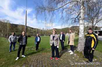 Hoffnung in Bad Berneck - Kunstrasenplatz: Chancen steigen - Nordbayerischer Kurier
