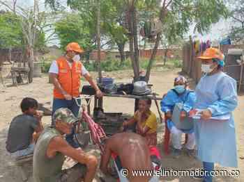 Administración del Hospital Local de Sitionuevo atiende de cerca las necesidades en salud de la comunidad - El Informador - Santa Marta