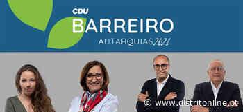 Barreiro – CDU apresenta primeiros candidatos às Uniões e Junta de Freguesia – Distrito Online - Distrito Online