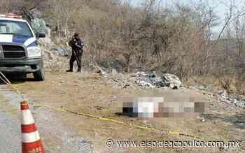 Localizan asesinado a balazos a hombre en Huitzuco - El Sol de Acapulco