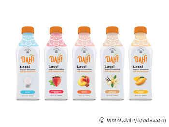 Dah! expands lassi yogurt smoothie line