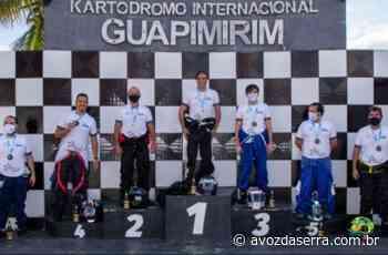 Nova etapa do Campeonato Friburguense de Kart movimenta Guapimirim - A Voz da Serra