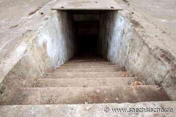 Mafa-Bunker Heidenau: Was geschah da unten? - Sächsische.de